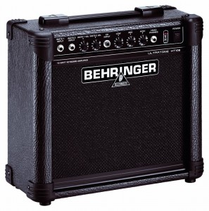 Behringer KT108 15-Watt Keyboard Amplifier